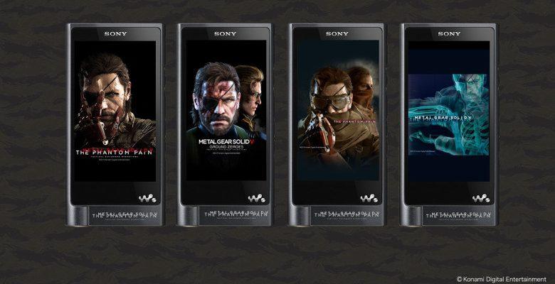 Des smartphones Sony aux couleurs de Metal Gear Solid 5