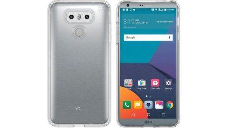 LG G6, un smartphone résistant à l'eau